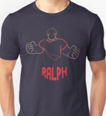 Ralph - Wreck It Ralph Unisex T-Shirt