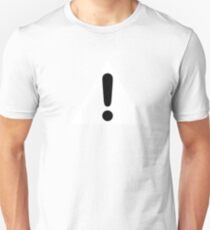 Exclamation Unisex T-Shirt