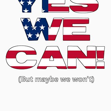 Yes we can't? by eritor