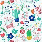 Summer Desert Bloom by artonwear