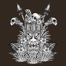 Tropical Horror Print 2 by ZugArt