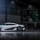 Agera RS1 Top On Side Profile by GrubbsPhoto
