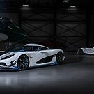 Agera RS1 and Vitesse by GrubbsPhoto