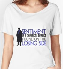 Sentiment Women's Relaxed Fit T-Shirt