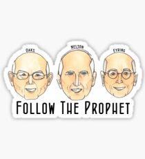 LDS Prophets -- First Presidency Sticker