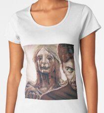 Ten and the Matriarch  Women's Premium T-Shirt