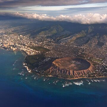 Diamond Head Crater 2 by alex4444