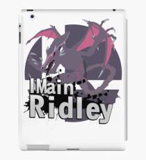 Super Smash Bros. Ultimate - I Main Ridley iPad Case/Skin