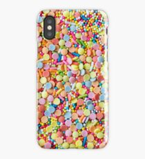 Rainbow Candy Sprinkles  iPhone Case