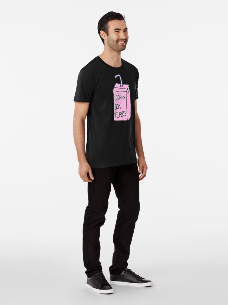 Alternate view of Boys tears Premium T-Shirt