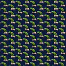 Lorikeet pattern by quentinjlang