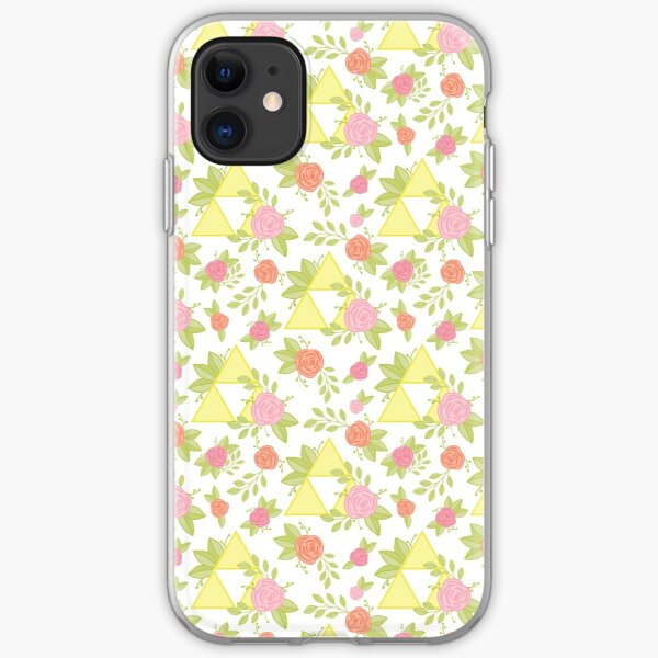 Garden of Power, Wisdom, and Courage Pattern iPhone Soft Case