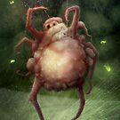 Spider queen by Alexander Skachkov