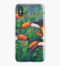 """""""Toucan Tea"""" iPhone Case"""