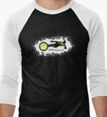 snowstorm Men's Baseball ¾ T-Shirt