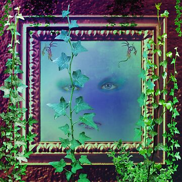 Ivy  Window by surrealpete
