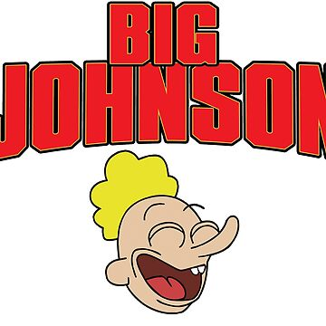 Big Johnson by HallinAss