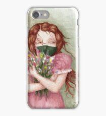 The Flower Thief iPhone Case/Skin