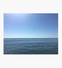 Peaceful Seas Photographic Print