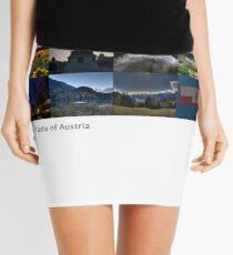 A Taste of Austria Mini Skirt