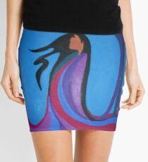 Mother Earth Mini Skirt