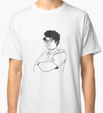 Moss from the IT Crowd Classic T-Shirt