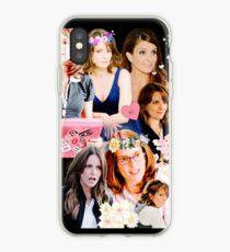 tina fey iPhone Case
