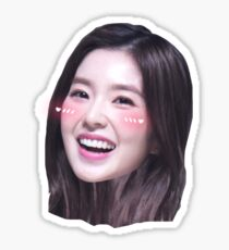 Irene Red Velvet Sticker