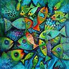 Plenty Fish in the sea 2 by Karin Zeller