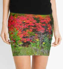 Maple Leaves Forever ... No 3 Mini Skirt