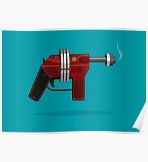 Dan Dare - Ray Gun Collection Poster