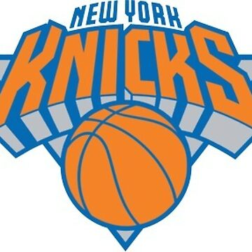 New York Knicks - Basketball Team by Connorlikepie