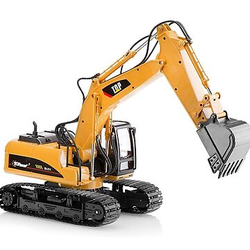 Excavator by Keywebco