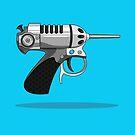 Noisy Cricket - Ray Gun Collection by David Wildish