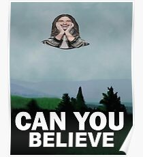 Jonathan Queer Eye X Files Can You Believe Poster