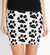 PAW and PAWs  Mini Skirt