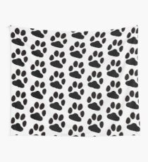 PAW and PAWs  Wall Tapestry