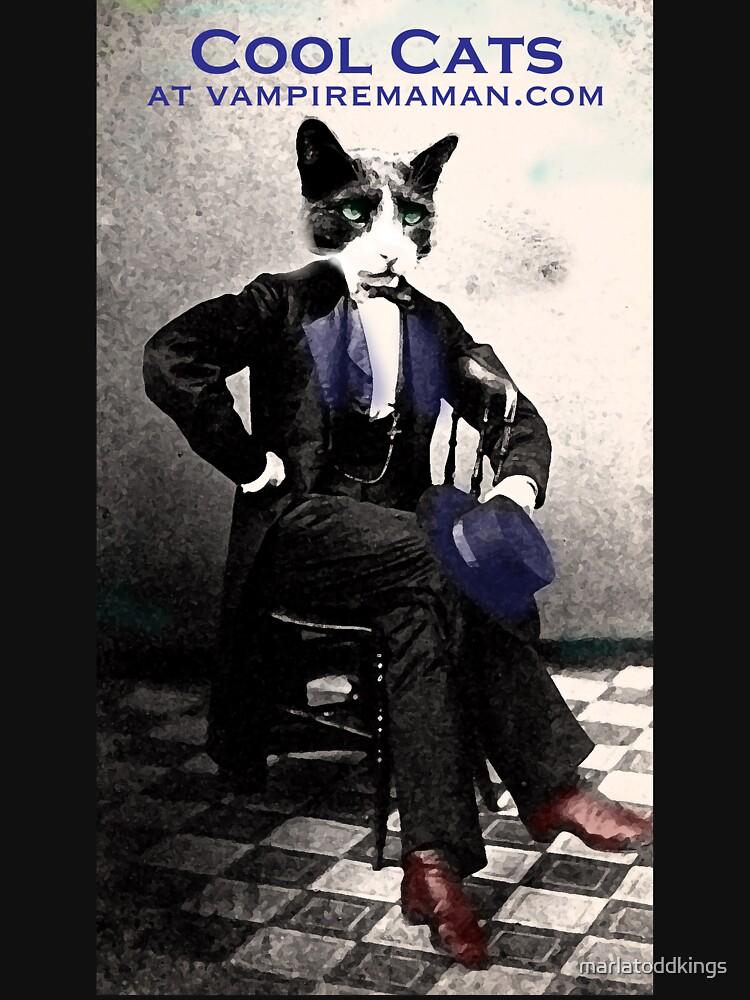 Cool Cat by marlatoddkings
