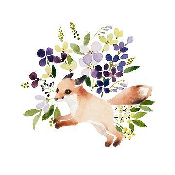 Little Fox, Run! by jjsgarden