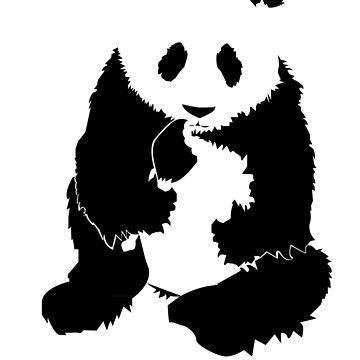 LET PANDA EAT by slugamo