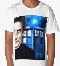 Twelfth Doctor Long T-Shirt