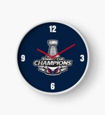 2018 Stanley Cup Champions - Washington Capitals Clock