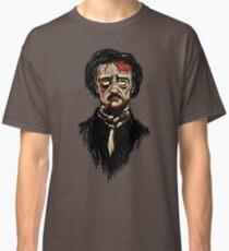 Edgar Allan Poe Zombie Classic T-Shirt