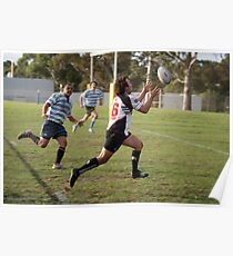 Rob's Monash Try Poster