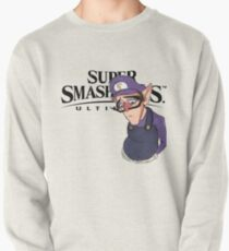 WALUIGI SUMER SMASH BROS ULTIMATE DISAPPOINTMENT  Pullover
