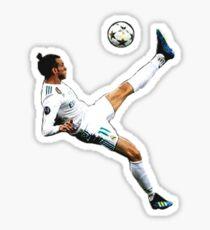 Gareth Bale Real Madrid 2018 Sticker