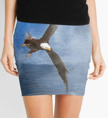 Wings Mini Skirt