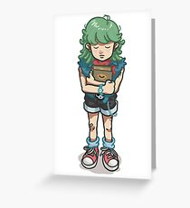 Augmented reality greeting cards redbubble magic m augmented reality enabled greeting card m4hsunfo