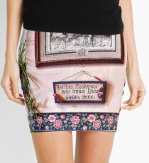 Down Home Mini Skirt