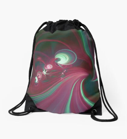On the road again ... Drawstring Bag